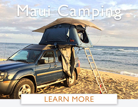 Maui Rooftop Camping Rentals