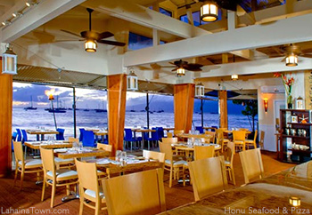 Honu Seafood And Pizza
