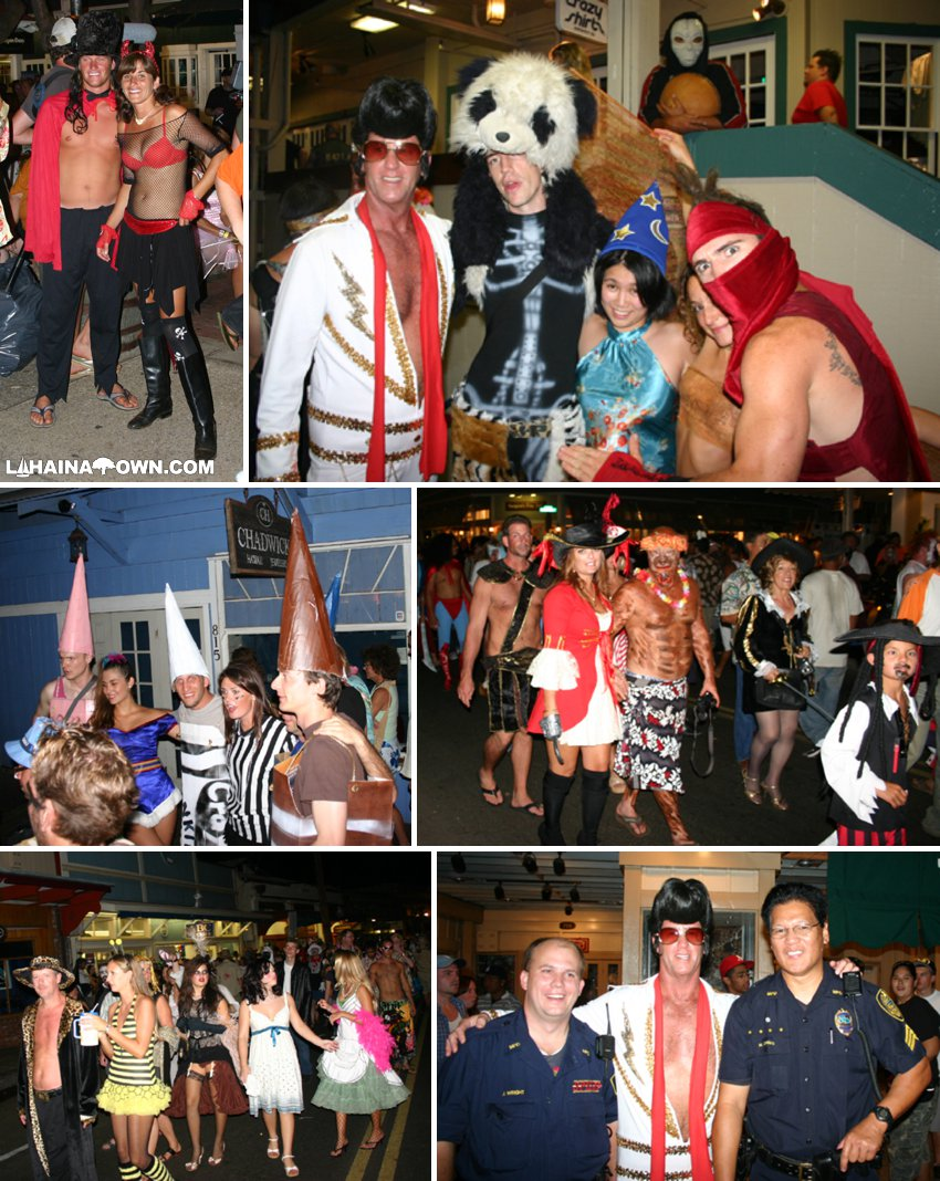 Front Street Costumes 2006