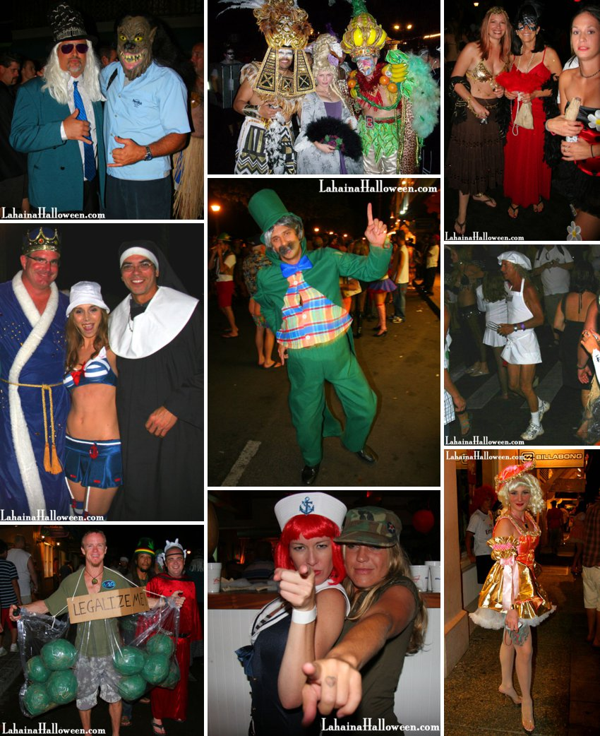 Front Street Costumes 2007