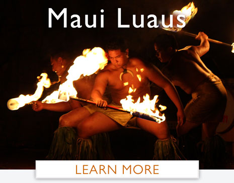 Luaus in Lahaina