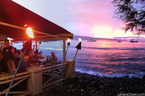 Lahaina Dining Options Top Image